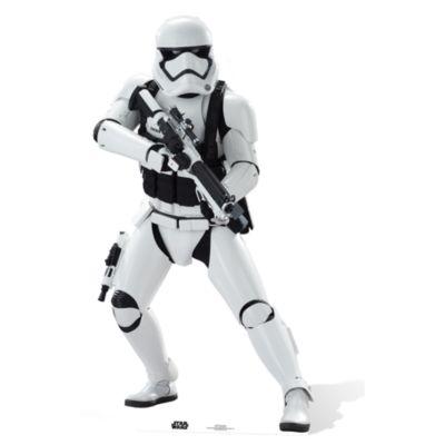 Udstanset Stormtrooper figur