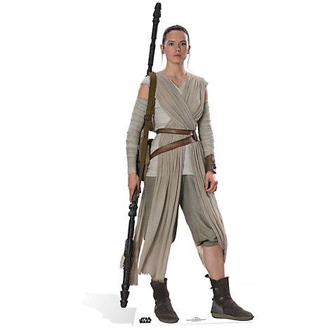 Udstanset Rey figur