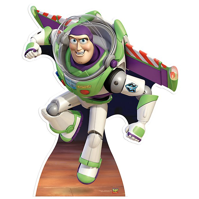 Disney Store Buzz Character Cut Out