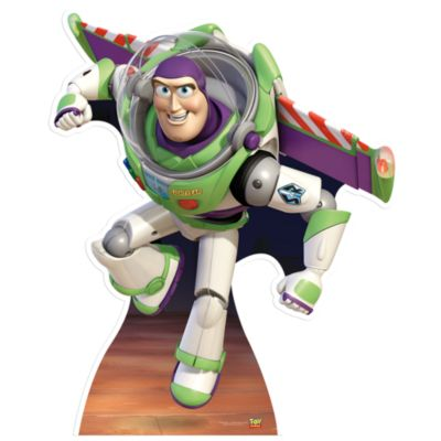 Buzz, personaggio cartonato