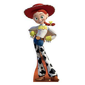 Disney Store – Toy Story – Die Toys sind los! – Jessie Pappfigur