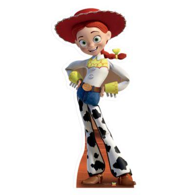 Silhouette Jessie, Toy Story