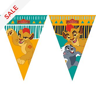 The Lion Guard Flag Bunting