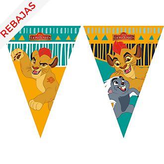 Cartel banderines La Guardia del León