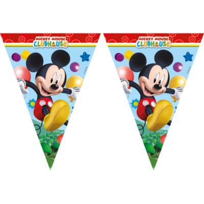 Guirlande de fanions Mickey Mouse