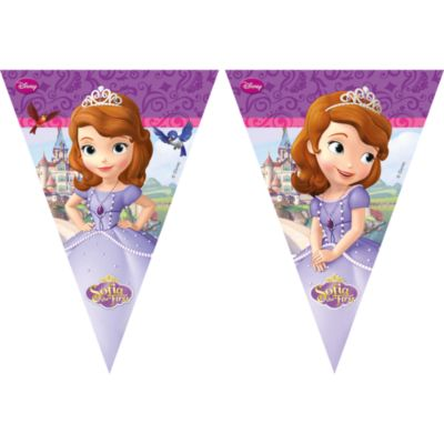 Sofia The First Flag Banner