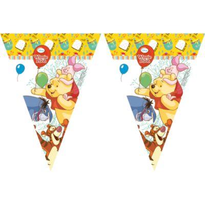 Cartel banderines Winnie the Pooh