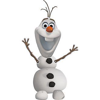 Disney Store – Die Eiskönigin – Völlig unverfroren – Olaf Dekorationsstück zum Aufhängen