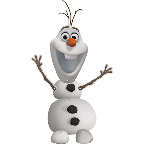 Olaf Hanging Decoration, Frozen