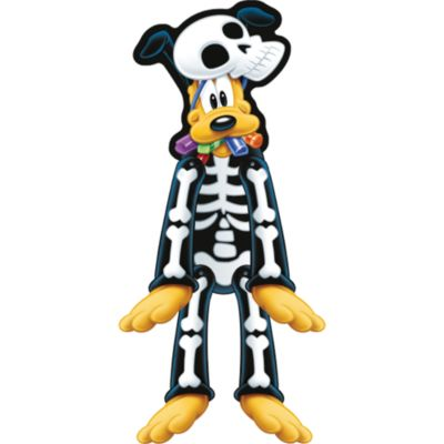 Pluto Halloween Hanging Decoration