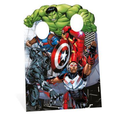 The Avengers - Charakter-Aufsteller mit Kopfausschnitt