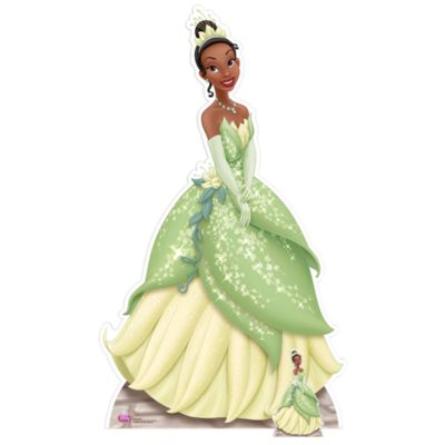Tiana Character Cut-Out