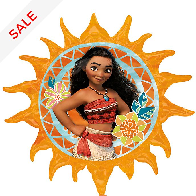 Moana Super Shape Balloon