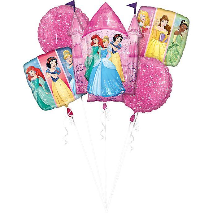 Bouquet de ballons Princesses Disney