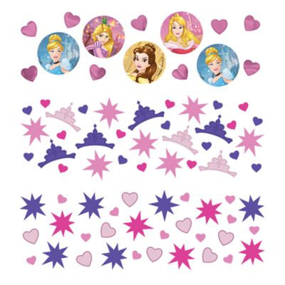 Principesse Disney, coriandoli