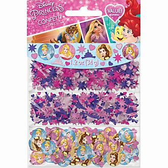 Confeti princesa Disney
