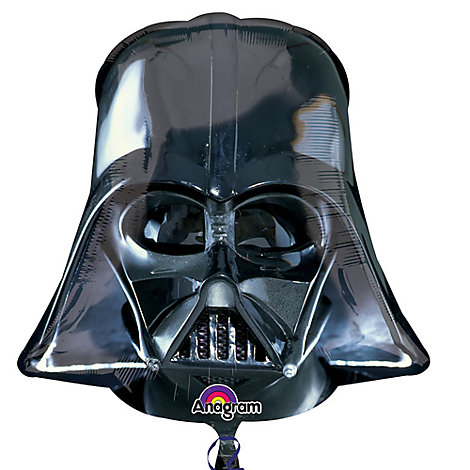 Palloncino gigante sagomato Darth Vader