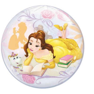 Beauty And The Beast Bubble Balloon
