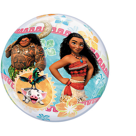 Moana Bubble Balloon