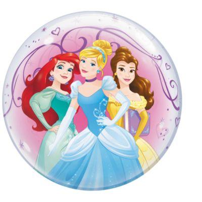 Disney Prinzessin - Ballon in Seifenblasenoptik