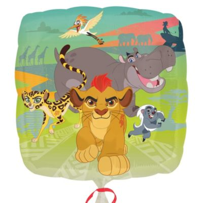 The Lion Guard Foil Balloon