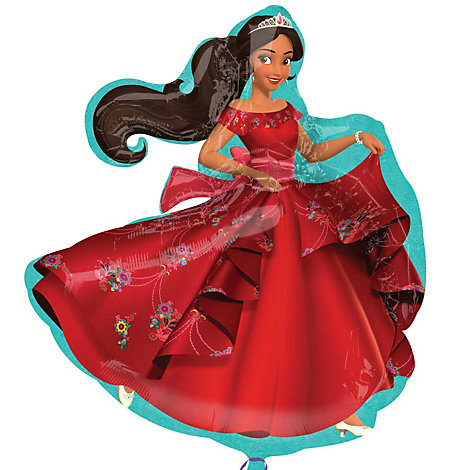 Elena von Avalor - Superform-Ballon