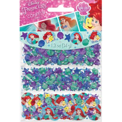 The Little Mermaid Confetti