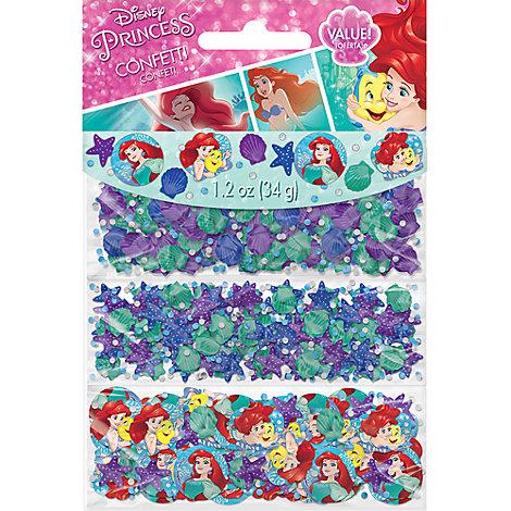 Confettis La Petite Sirène