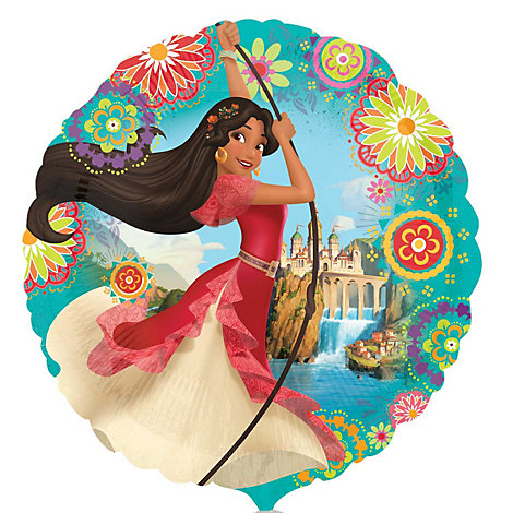 Elena of Avalor Foil Balloon