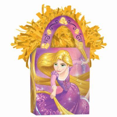 Rapunzel ballongvikt, Trassel