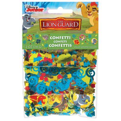 Lejonvakten konfetti