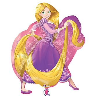 Rapunzel - Neu verföhnt - Superform-Ballon