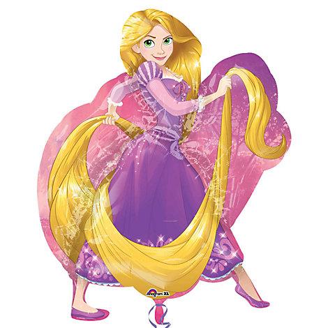 Rapunzel Super Shape ballon, To på flugt – Et hårrejsende eventyr