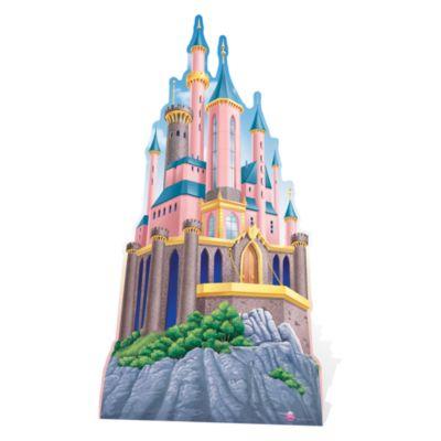 Principesse Disney, sagoma del castello