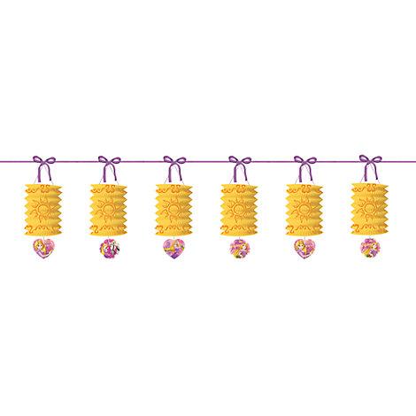 Guirnalda farolillos Rapunzel, Enredados