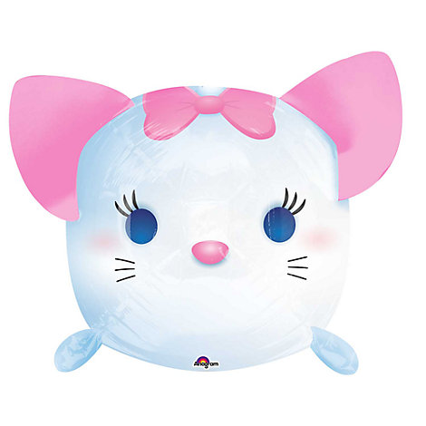 Marie Tsum Tsum Foil Balloon, The Aristocats