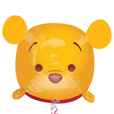 Ballon métallisé Tsum Tsum Winnie l'Ourson