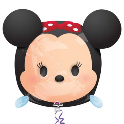 Mimmi Pigg Tsum Tsum stor formballong