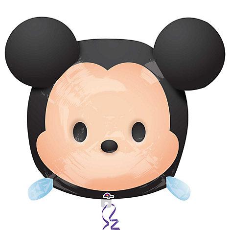 Ballon métallisé Tsum Tsum Mickey Mouse