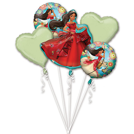 Elena of Avalor Balloon Bouquet