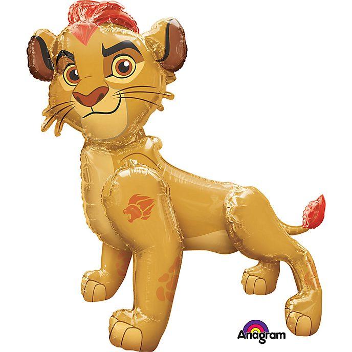 Globo levitador Kion, La Guardia del León