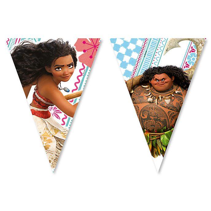 Disney Store – Vaiana – Wimpelgirlande