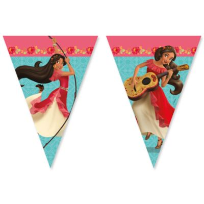 Elena of Avalor Flag Bunting