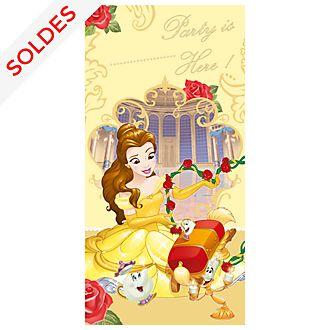 Disney Store Panneau de porte La Belle et La Bête