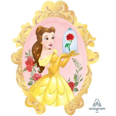 Palloncino Super Shape rosa incantata, Belle