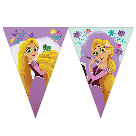 Tangled: The Series Flag Bunting