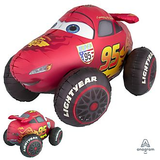 Ballon AirWalker Flash McQueen