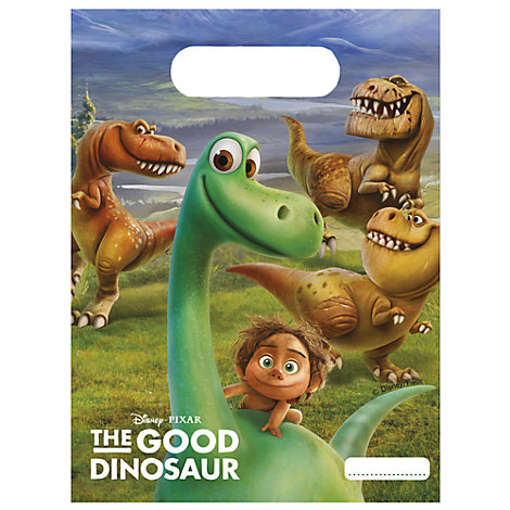 The Good Dinosaur 6x Party Bag Pack
