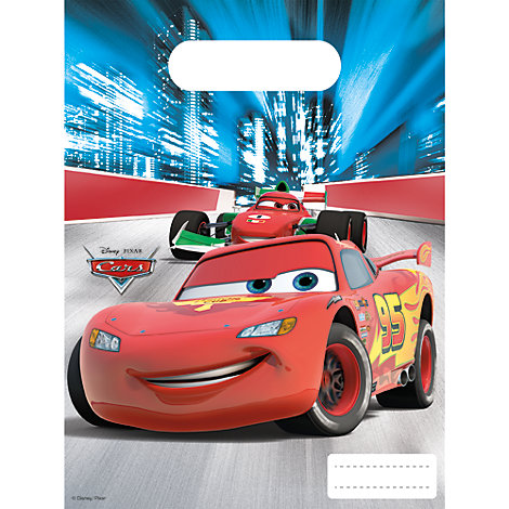 Disney Pixar Cars, 6 sacchettini