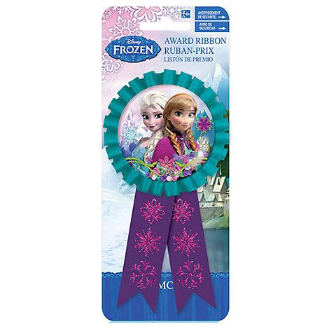 Coccarda premio Frozen - Il Regno di Ghiaccio